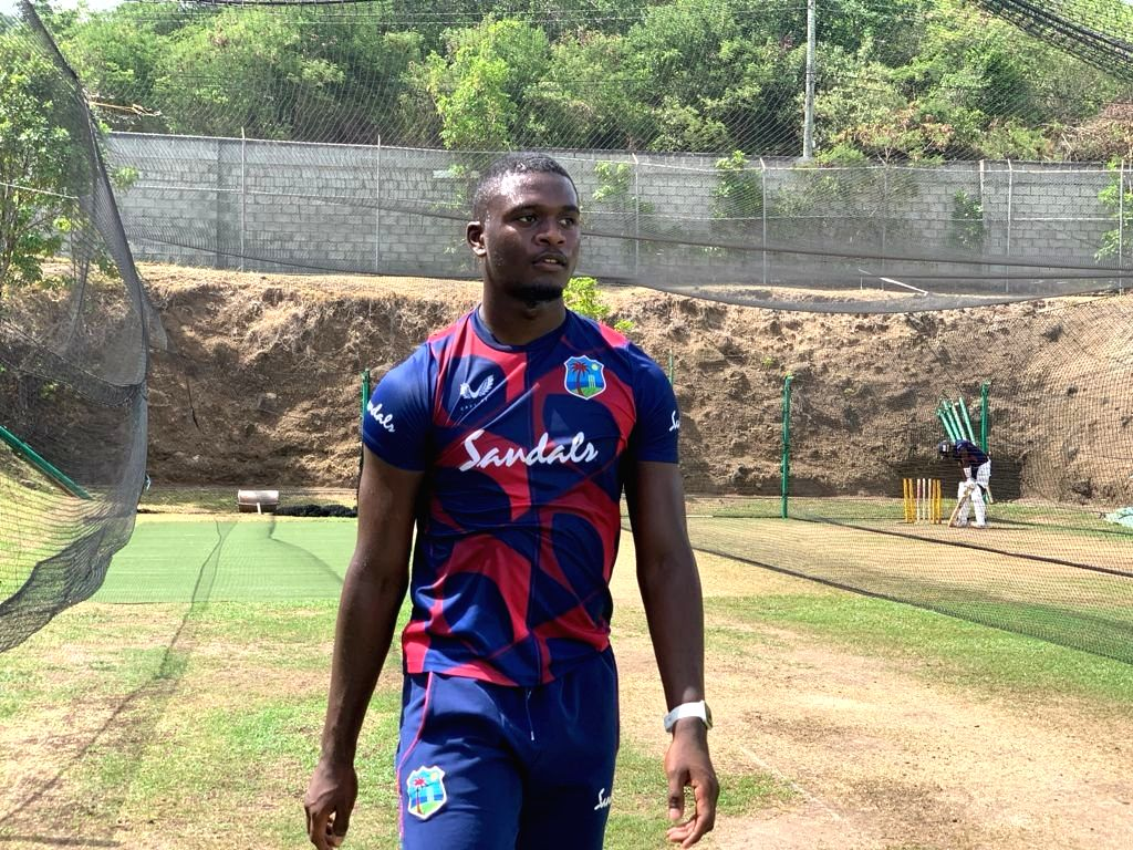Hope, Powell in 13-member Windies Test squad for first SA Test