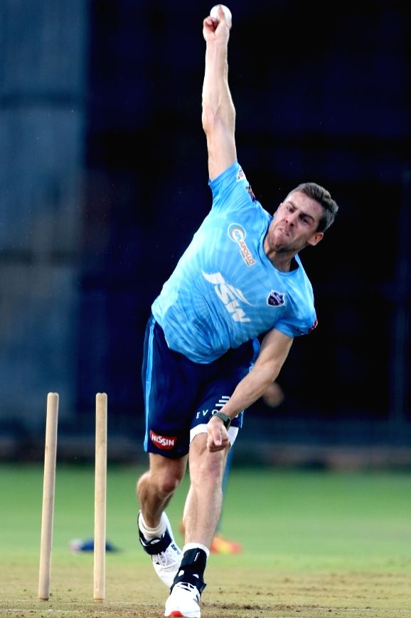 Hoping to bring our A-game against Punjab Kings, says Anrich Nortje. (Credit : BCCI/IPL)