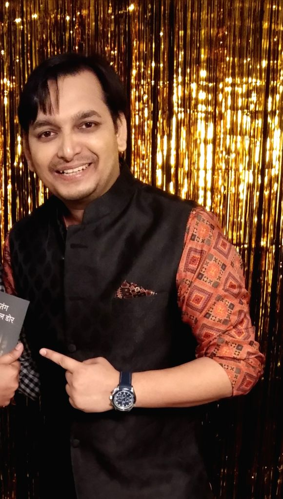 "Host-actor Paritosh Tripathi, popular as TRP Mama, has made his debut in Hindi short films with ""Bappa Morya"", which is on how to celebrate eco-friendly Ganesh Chaturthi. - Paritosh Tripathi"