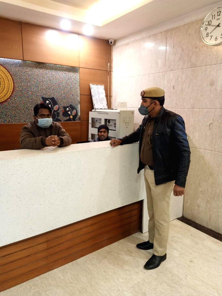 Hotels, Malls and Markets checks intensified ahead of Republic Day