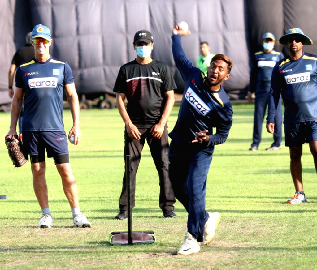 Hours before ODI vs Bangladesh, two SL cricketers test Covid-positive.