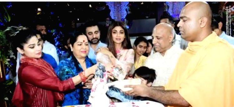 How Bollywood is celebrating Janmashtami.