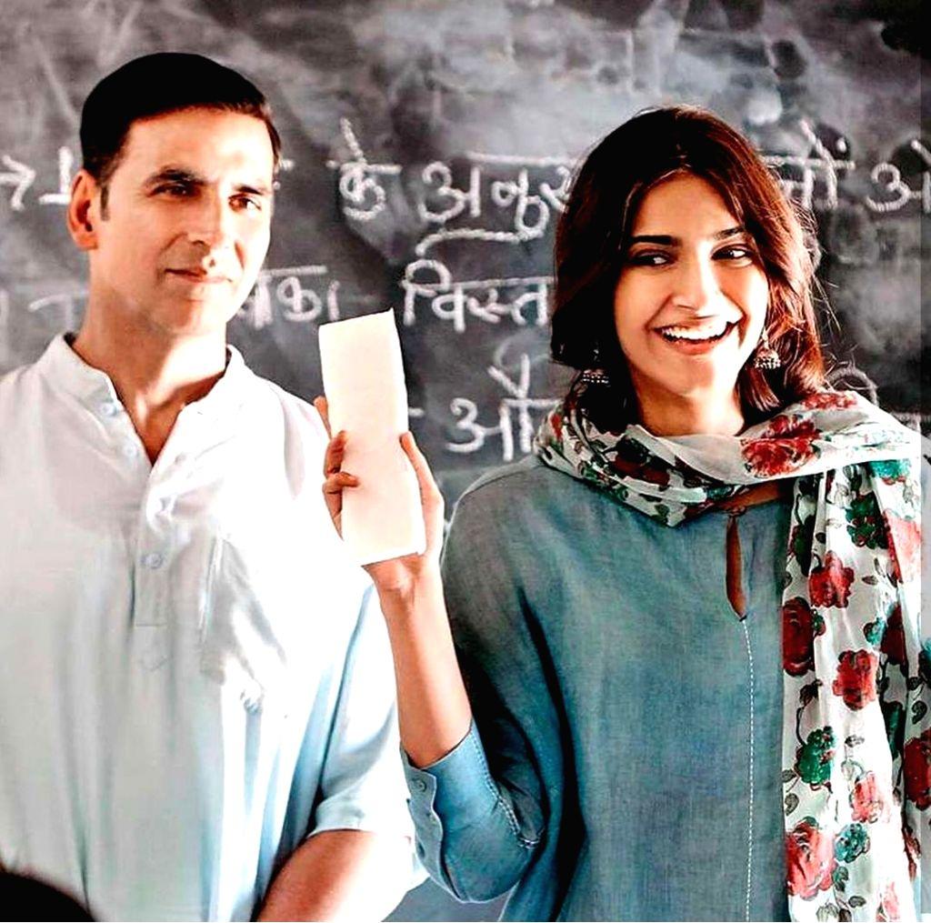 How 'Pad Man' Akshay 'irked' wife Twinkle on Menstrual Hygiene Day.