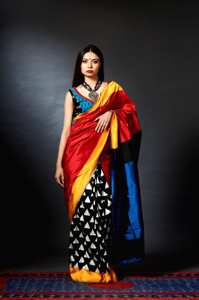 How to make saree your workwear staple.