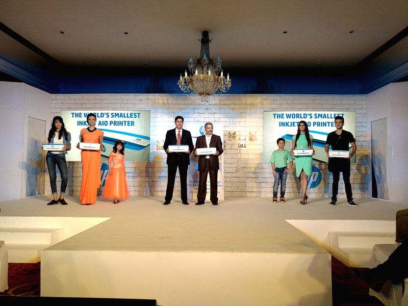HP Inc on Monday launched world\'s smallest 3700 All-in-one printer series for Rs.7,176