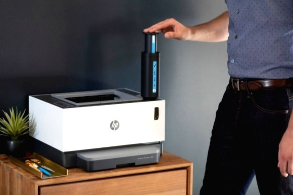 HP Neverstop Laser printer.