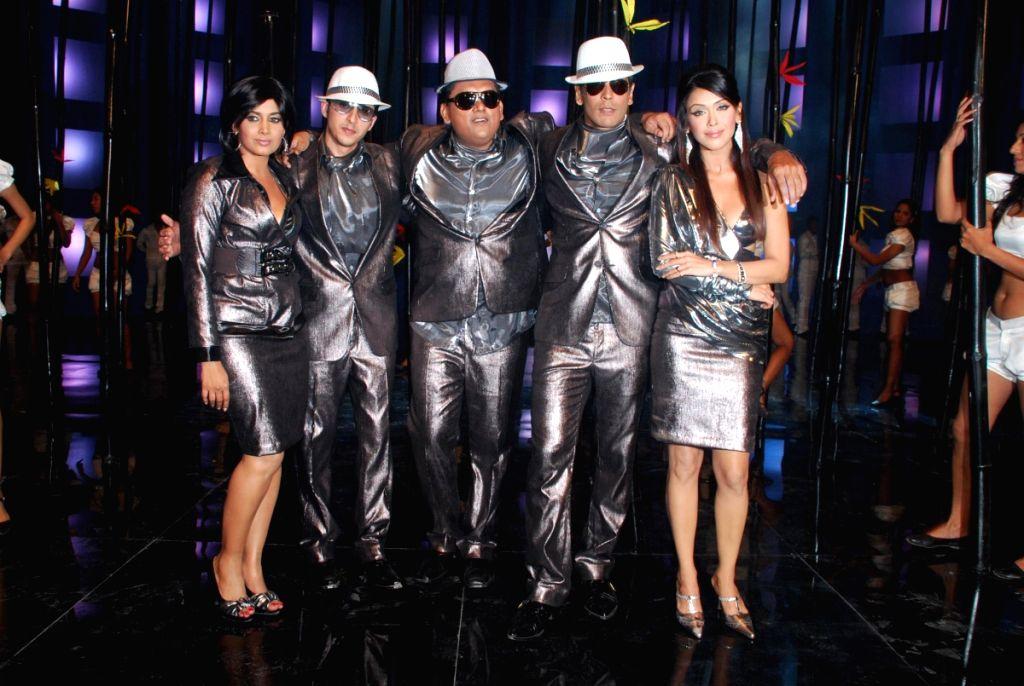 Hrishita Bhatt Shoots title song with Blind Actor Nasir
