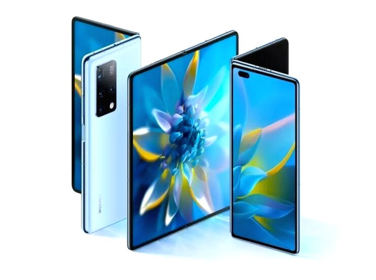 Huawei Mate X2 with 8-inch 90Hz OLED foldable display launched.