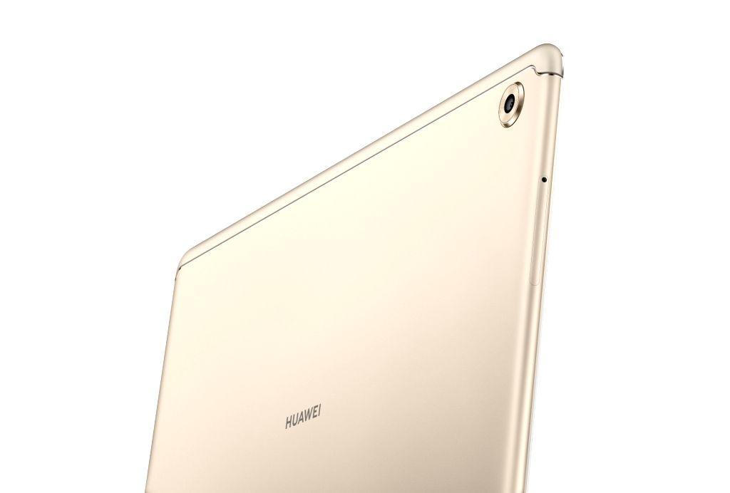 Huawei MediaPad M5 Lite tablet.