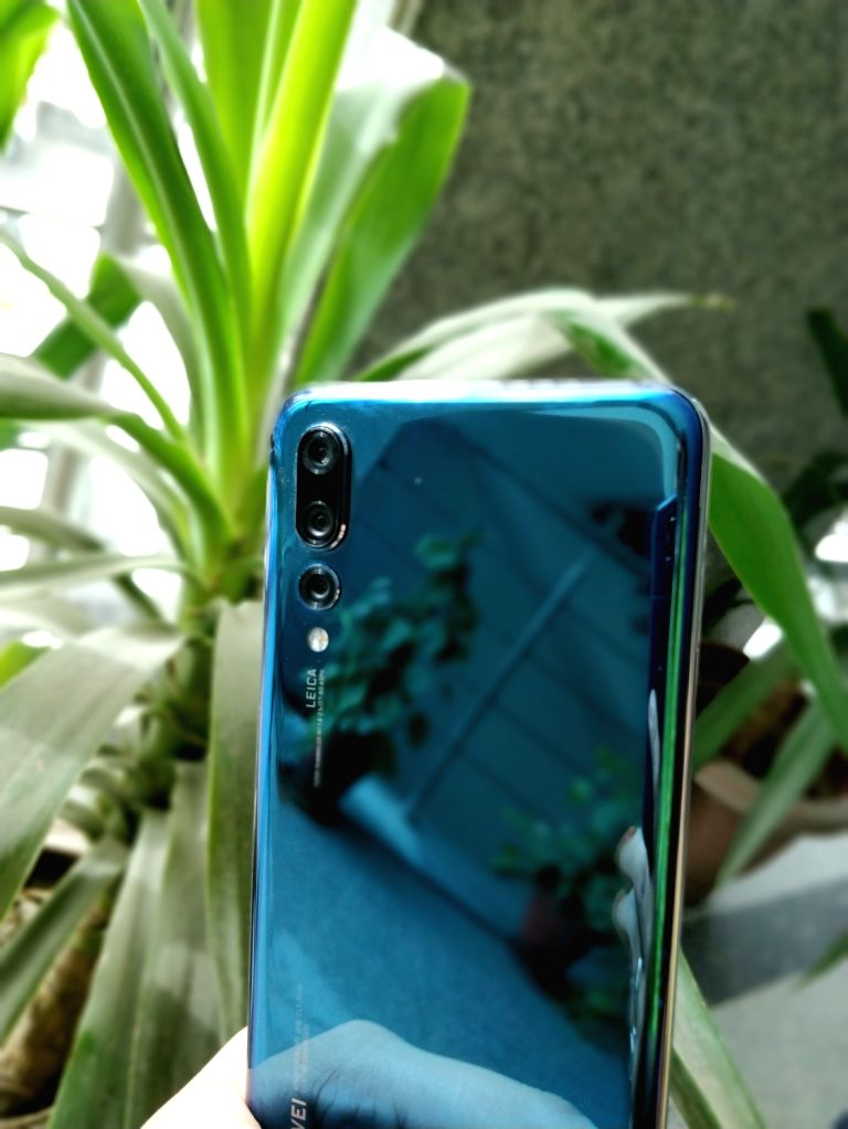 Huawei P20 Pro. (File Photo: IANS)