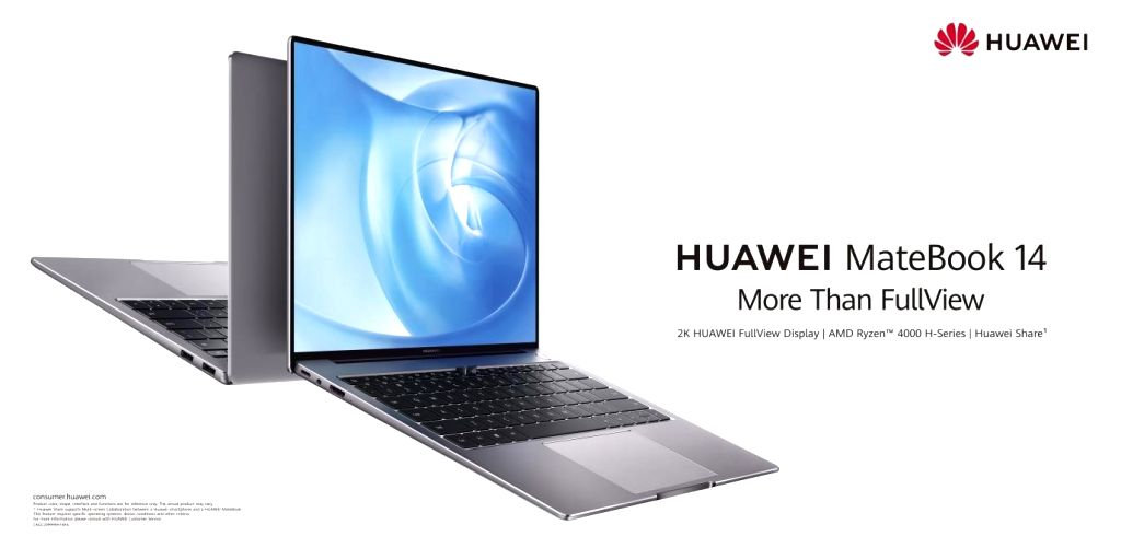 Huawei unveils new notebook, smartwatch, audio accessories.