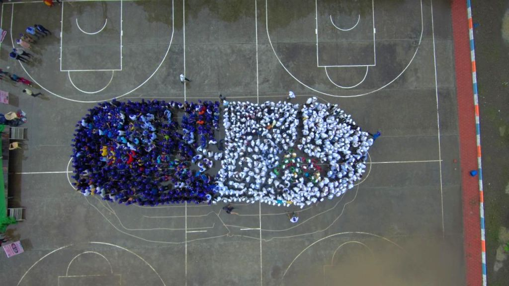 Human capsule in Indore creates World record.