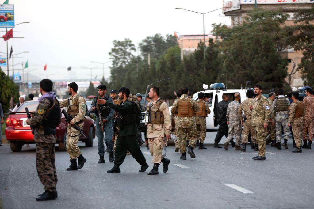 'Humanitarian ceasefire' urged ahead of intra-Afghan talks