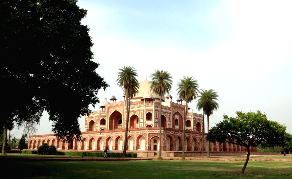Humayun's Tomb. (File Photo: Bidesh Manna/IANS)