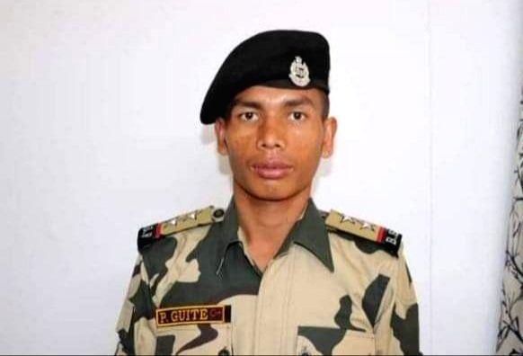 Hundreds bid farewell to Manipur braveheart martyred in J&K.