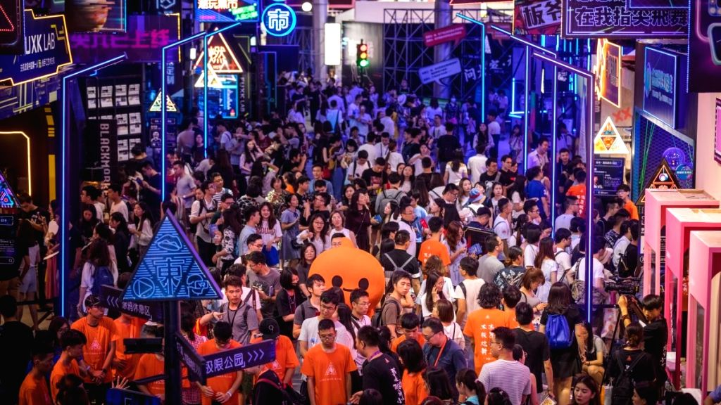 Hundreds of people from across China attended the Alibaba Group's Taobao Maker Festival at Hangzhou in July last year which showcased smart technologies and products by young Chinese entrepreneurs. ...