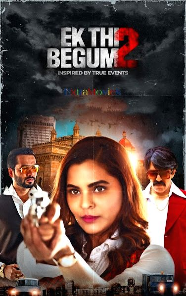 Hussain Zaidi on the realistic depiction of criminal underworld in 'Ek Thi Begum 2.