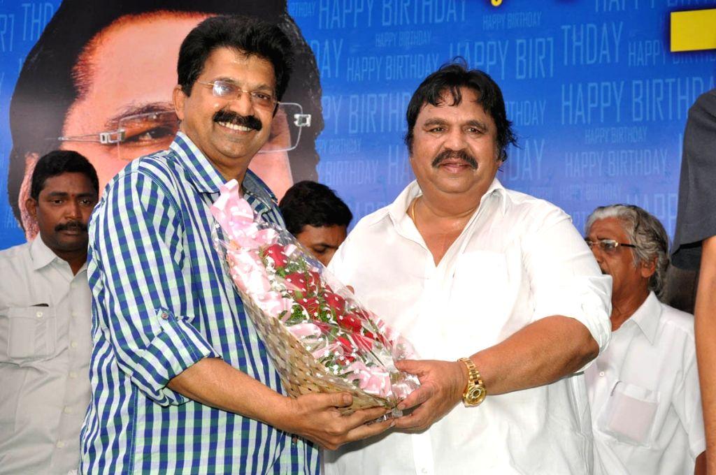 71st Birthday Celebration of Dasari Narayana Rao on 4 May, 2015.