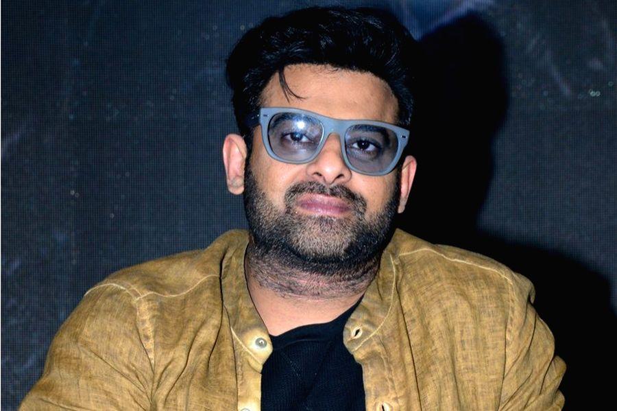 Hyderabad: Actor Prabhas (Photo: IANS) - Prabhas