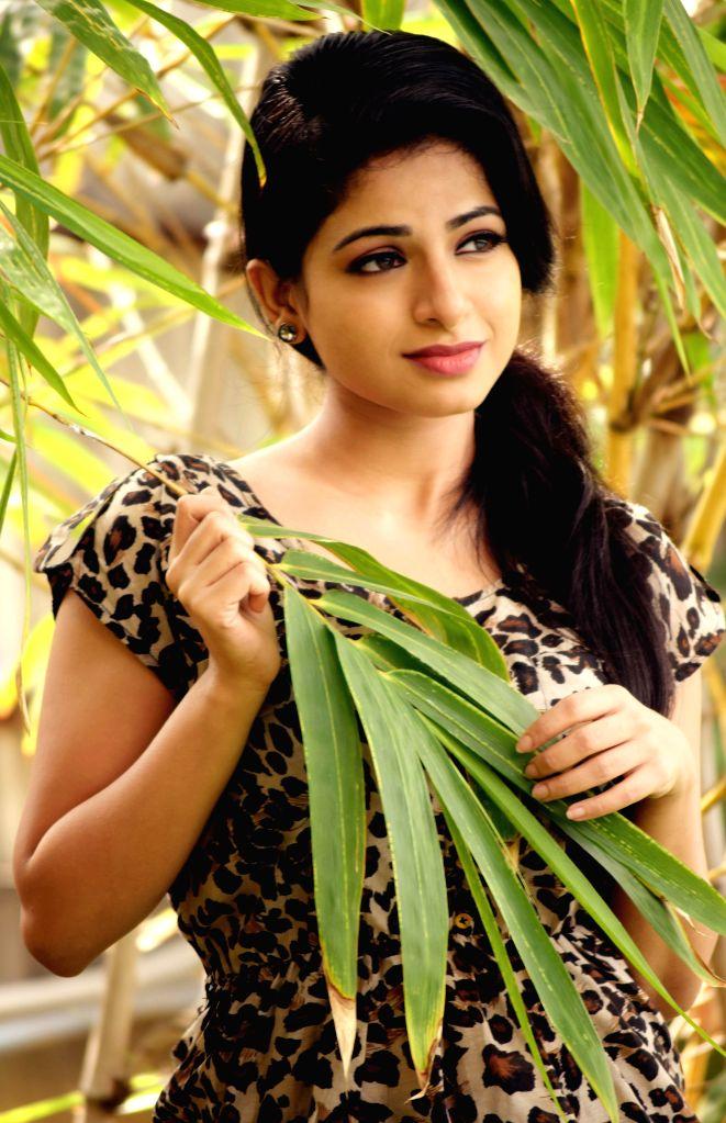Actress Iswarya Menon Photoshoot in Hyderabad.