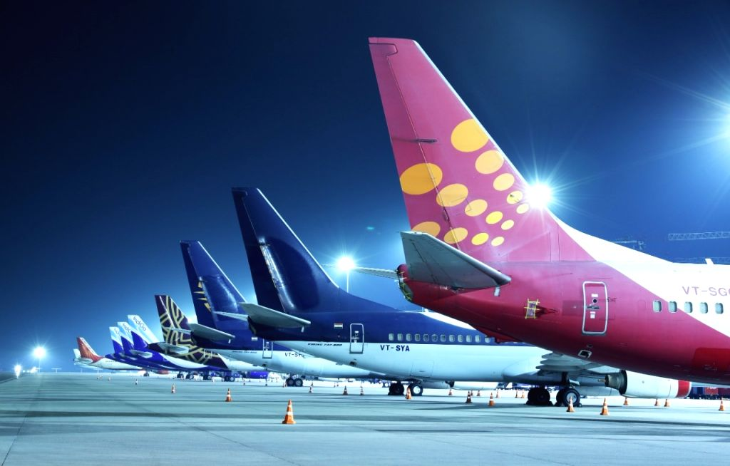 Hyderabad airport leads Indian aviation's revival.