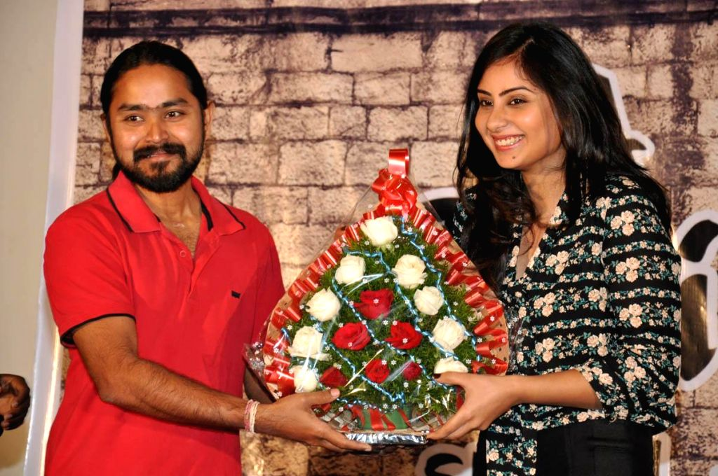 Ala Ela releaseing on 28th, Nov, Producer arranged press meet at Prasad Labs in Hyderabda, on Nov 25, 2014.