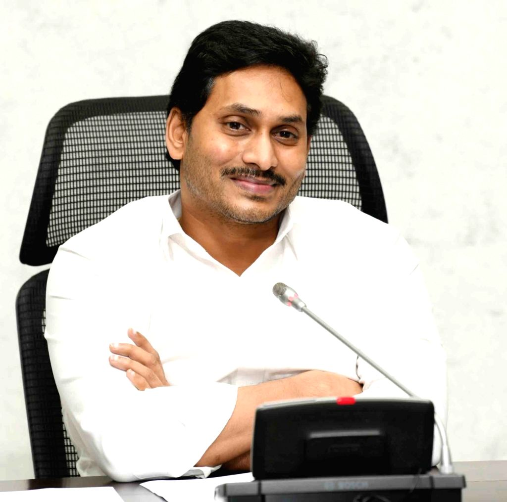 Hyderabad: Andhra Pradesh Chief Minister Y. S. Jagan Mohan Reddy launched the 'YSR Asara' scheme, which will benefit 87 lakh women belonging to 8.71 lakh self-help groups (SHGs), in Amaravati on Sep 11, 2020. On Friday, Reddy released the first insta - Y. S. Jagan Mohan Reddy