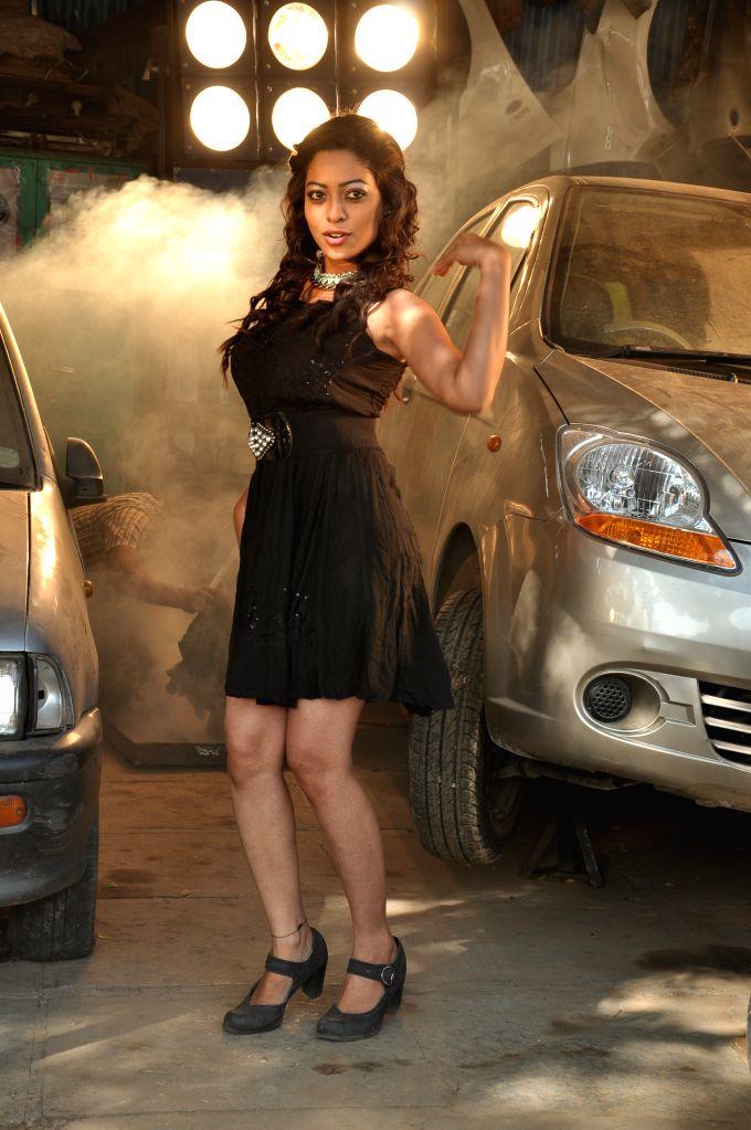 Anjali Rao in film 2000 Crore Black Money.