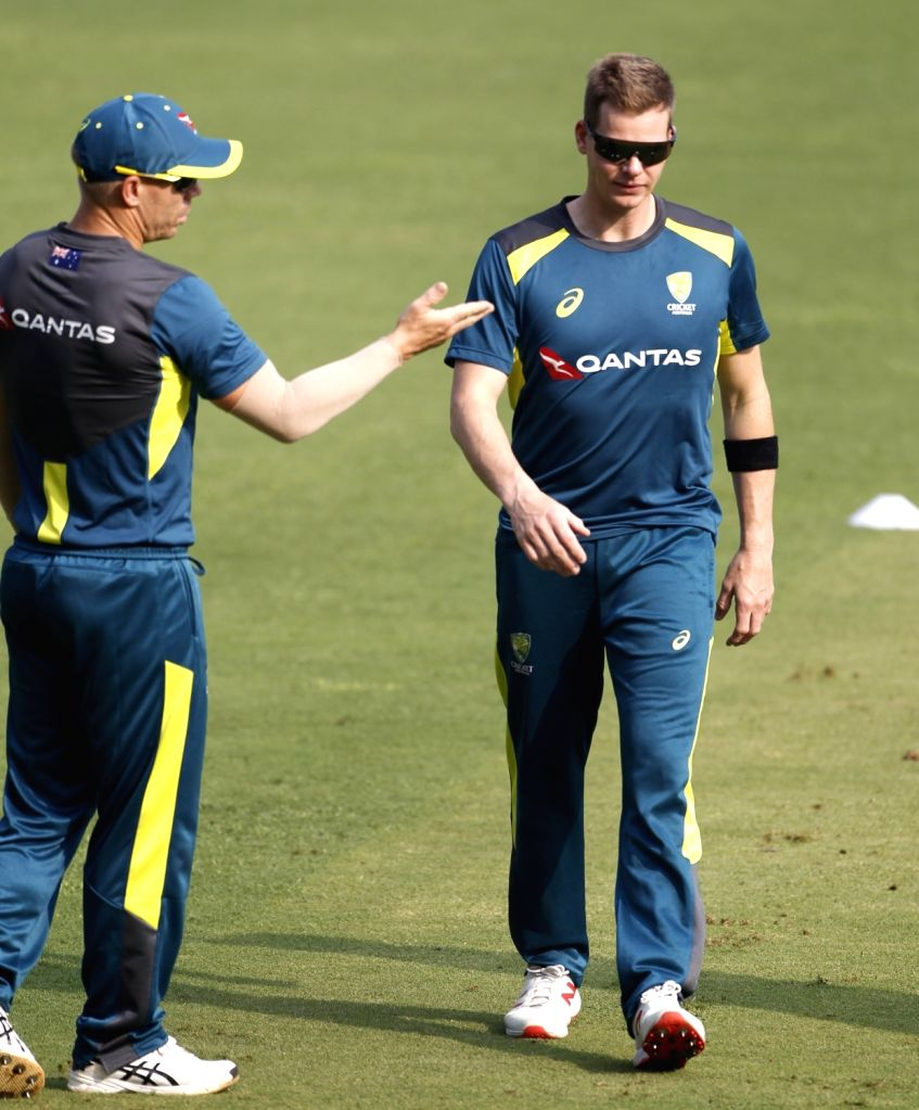 Hyderabad, April 12 (IANS) In an ideal world, Australian stars Steve Smith and David Warner would have led Rajasthan Royals and Sunrisers Hyderabad respectively in an Indian Premier League (IPL) game on this day, but due to the coronavirus pandemic,  - Surjeet Yadav