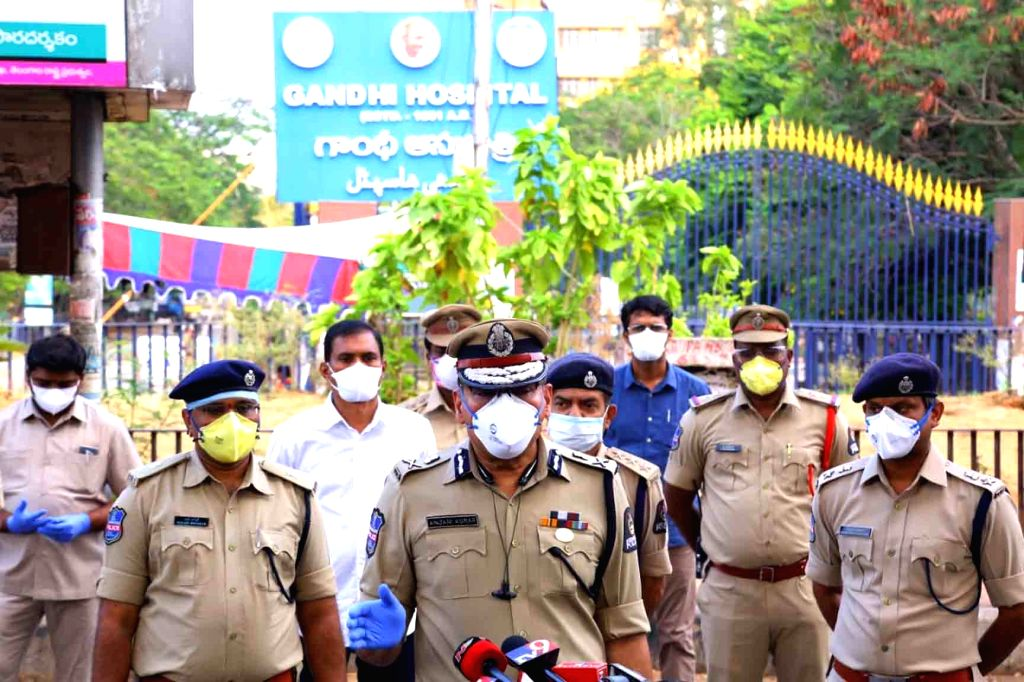 Hyderabad, April 13 (IANS) Police in Hyderabad have installed 330 cameras with Artificial Intelligence (AI) based crowd control technology to check lockdown violations.