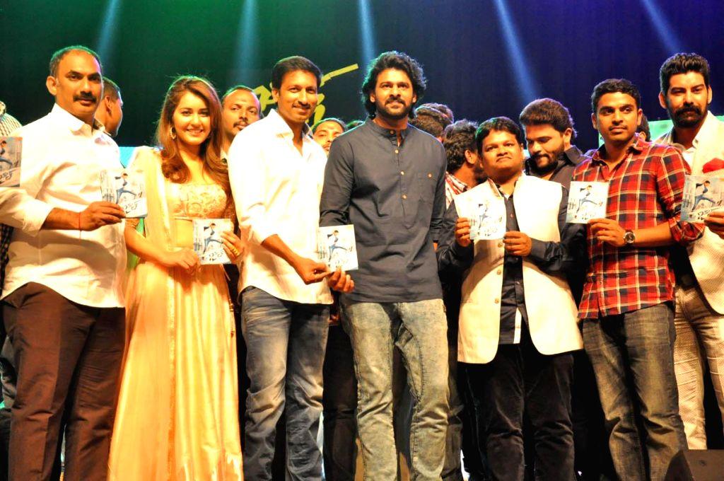 Audio lanch of film Jil at Shilpa Kalavedika.