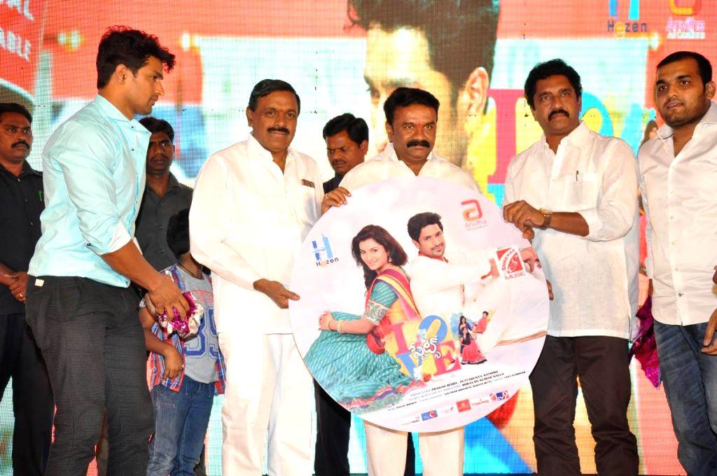 Audio launch of telugu movie Love States.