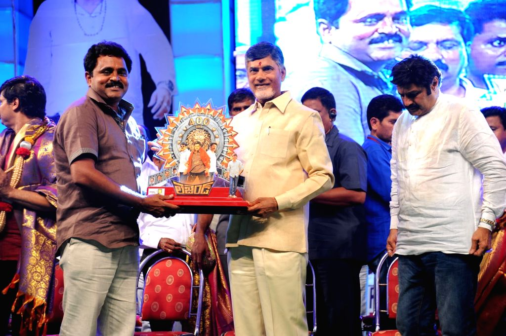Balakrishna film Legend completed 400 days successfully.