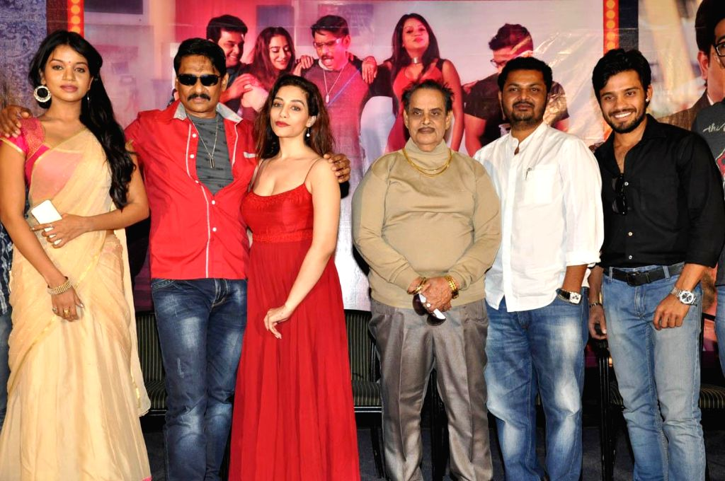 Best Friends Forever  movie press meet held in Hyderabad, on March 2, 2015.