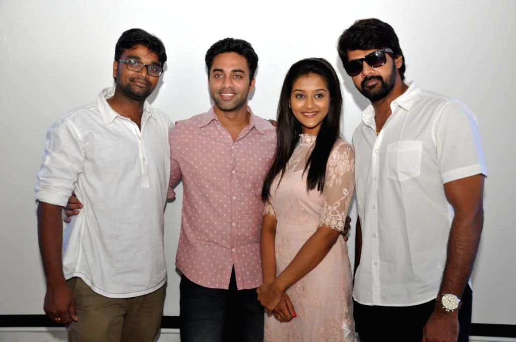 Bham Bholenath Success meet held in Hyderabad, on March 3, 2015.