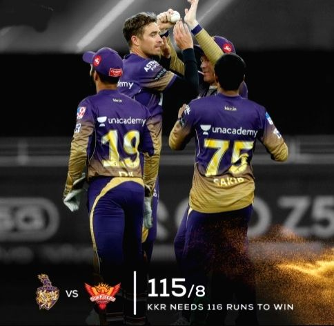 Hyderabad bundled out for 115 by Kolkata