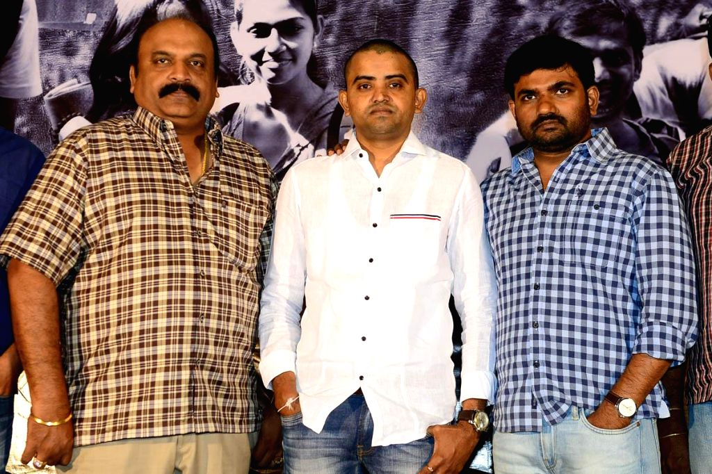 Chitram Kaadu Nijam teaser launch held today (16th Mar) morning at Prasad Labs in Hyderabad.