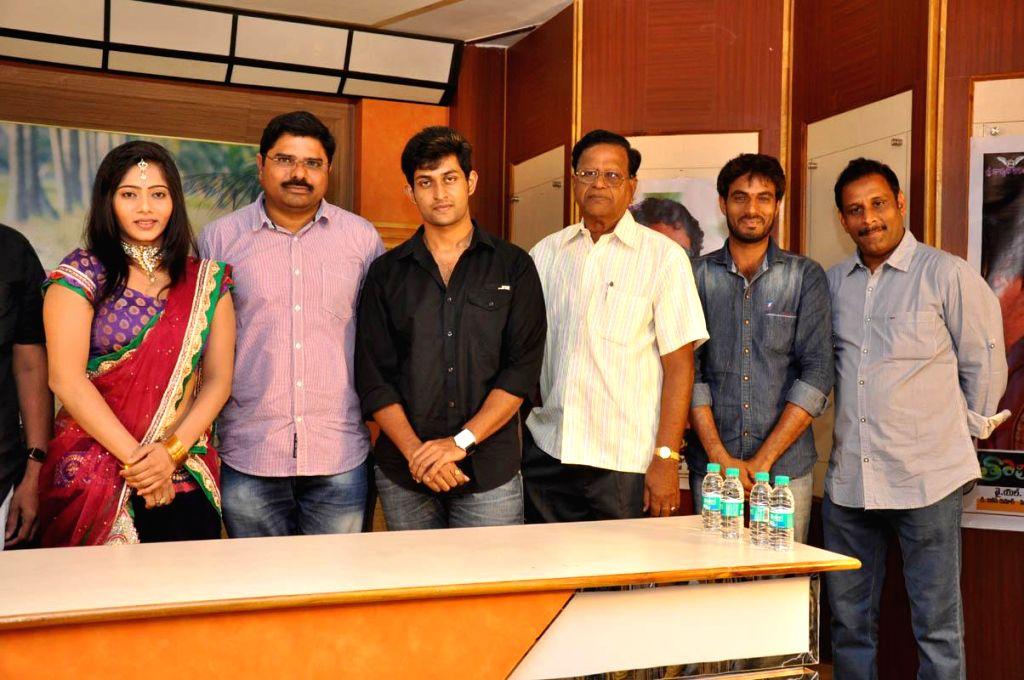 First look launch of film Toli Sandhya Velalo teaser.