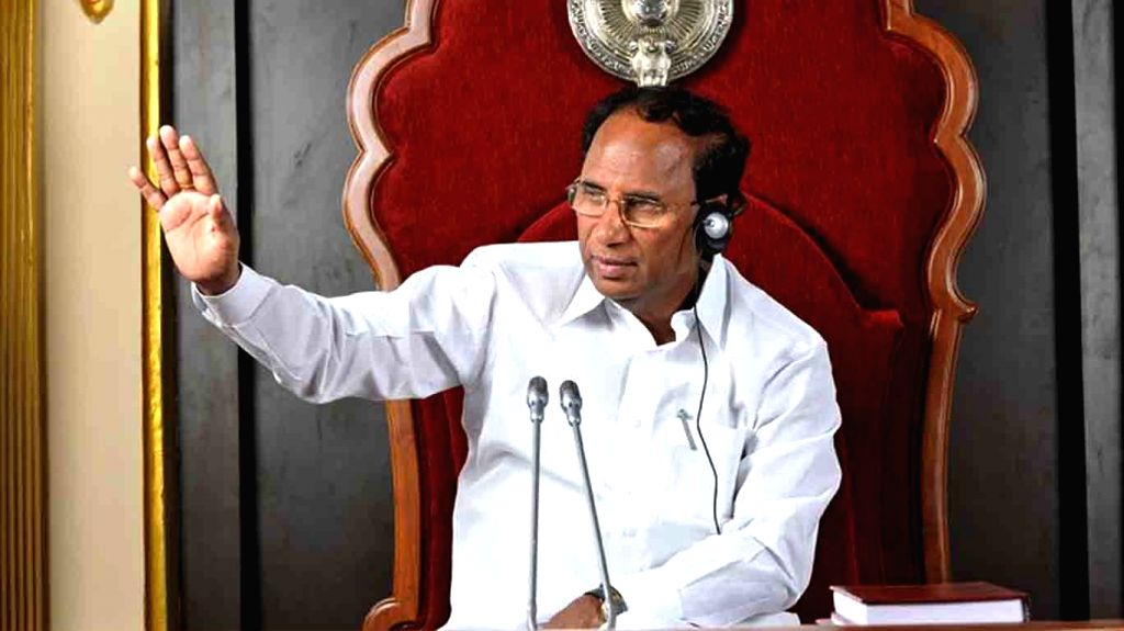 Hyderabad: Former Andhra Pradesh Assembly Speaker Kodela Siva Prasada Rao who committed suicide at his residence, in Hyderabad on Sep 16, 2019. He was 72. The senior Telugu Desam Party (TDP) leader was found lying unconscious at his posh Banjara Hill - Kodela Siva Prasada Rao