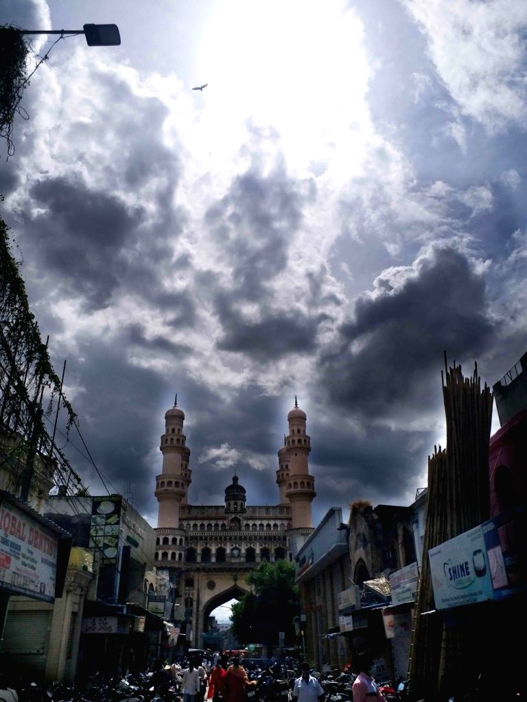 Hyderabad : Hyderabad experienced a cloudy and breezy wednesday The temperatures in the city dropped by at least three degrees and the maximum temperature recorded on Sunday was 31 degrees Celsius on ...