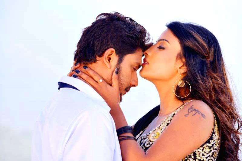 Images from upcoming Telugu film `Where is Vidyabalan`.