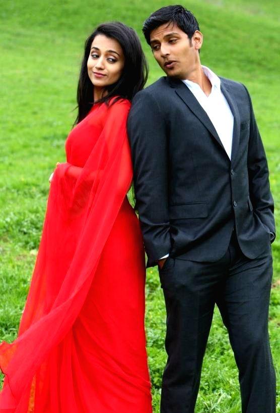Jeeva-Trisha Starring `Chirunavvula Chirujallu` Releasing on March 13th.