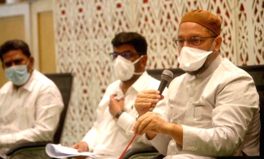 Hyderabad, July 10 (IANS) AIMIM president Asaduddin Owaisi, religious scholars and leaders of various Muslims organisations have condemned demolition of two mosques in the premises of old secretariat in Hyderabad and demanded their immediate reconstr