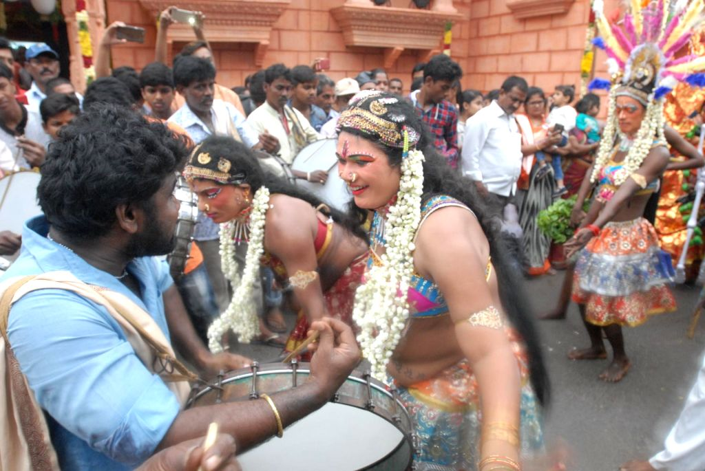 Hyderabad, June 10 (IANS) 'Bonalu', the state festival of Telangana, will be a low-key affair this time as the state government has appealed to people to celebrate it at their homes in view of Covid-19 pandemic. (File Photo: IANS)