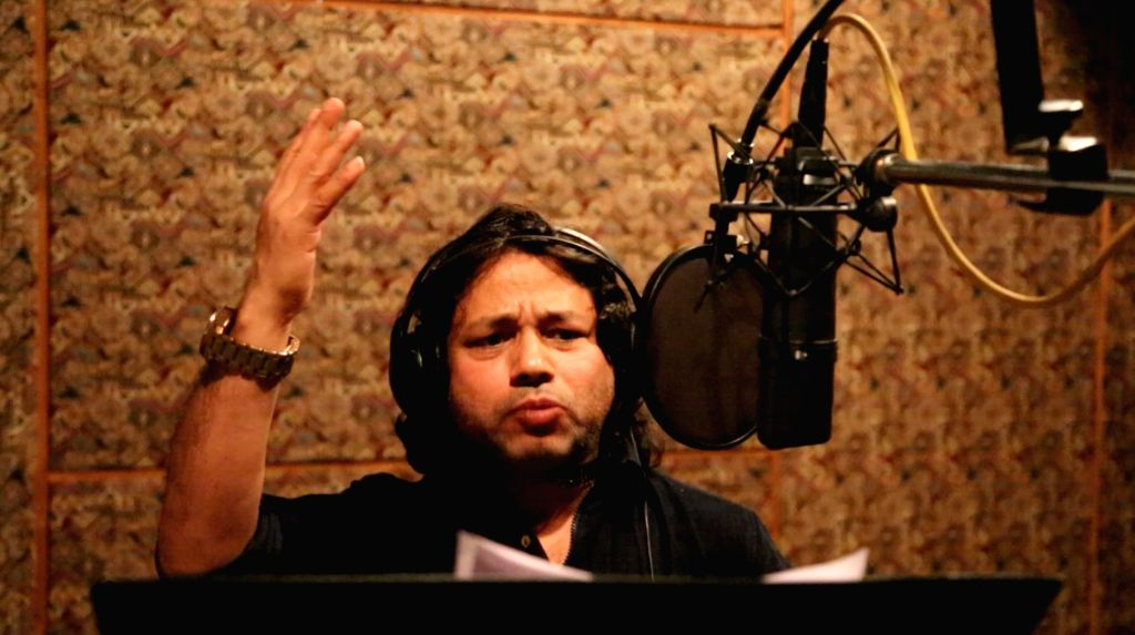 Kailash Kher has recorded a special song for Gopala Gopala.