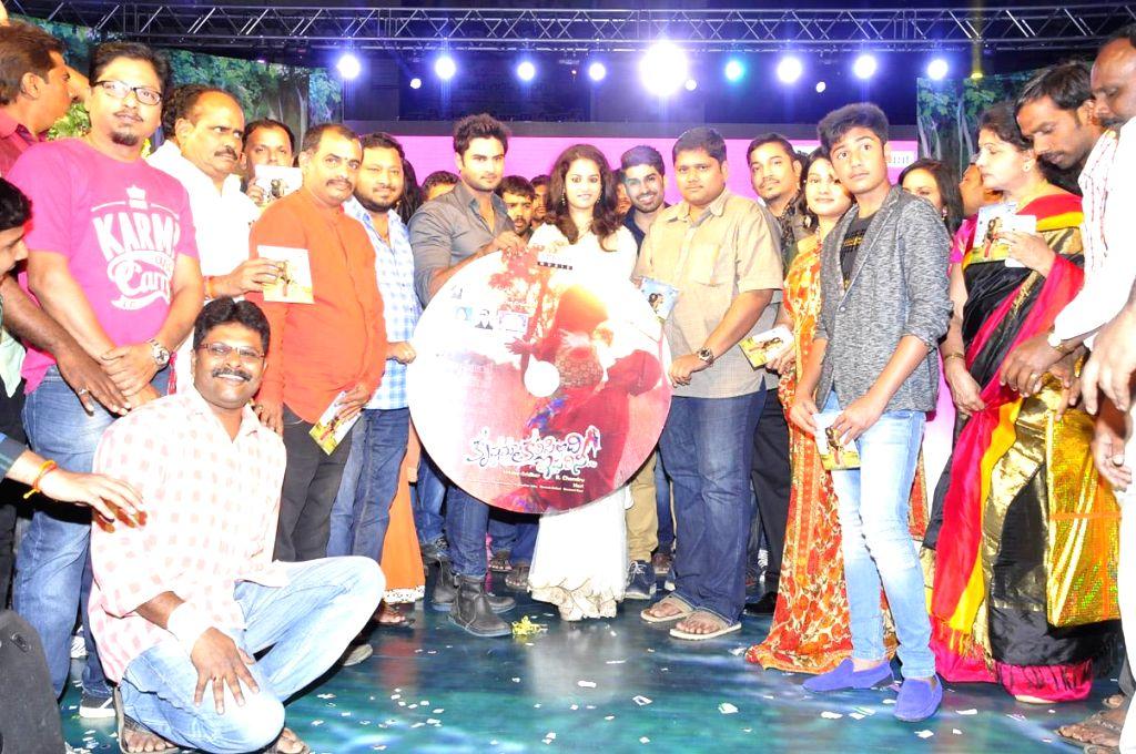 Krishnamma Kalipinidi Iddarini audio release function held at Vijayawada.