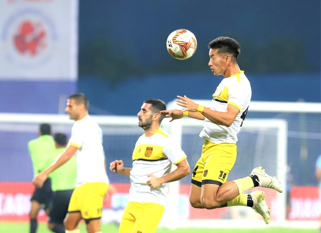 Hyderabad may only have got a point against Indian Super League (ISL) leaders Mumbai City FC in their previous game, but the result was important in many ways. In what was one of their most difficult ...