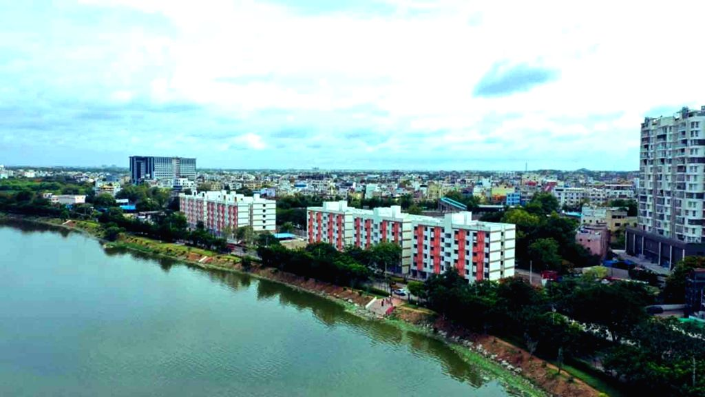 Hyderabad :  Municipal Administration and Urban Development Minister KT Rama Rao announced that the 2BHK houses located near Hussain Sagar would soon be handed over to beneficiaries in Hyderabad on ... - K and Rao