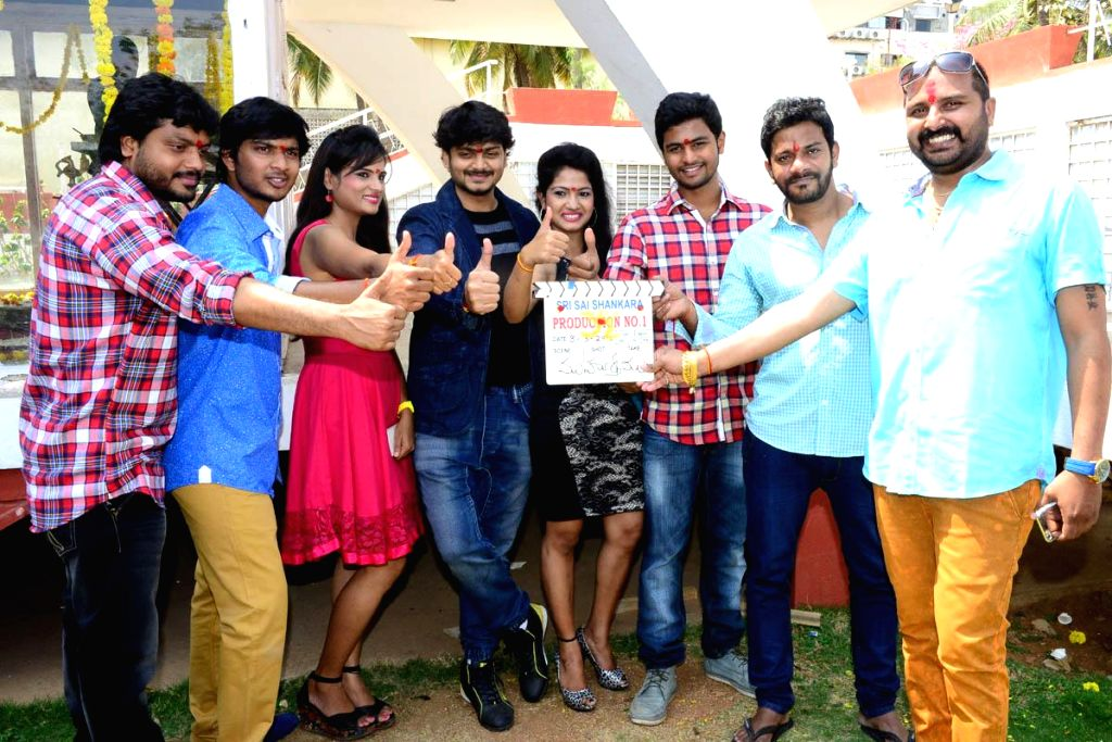 Parahushaar Opening held today (08th Mar) morning at Hyderabad in Annapoorna Studios.