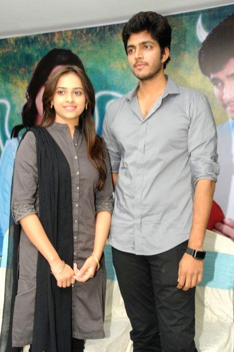 Press meet of Telugu movie Varadhi in Hyderabad on 12 April, 2015.
